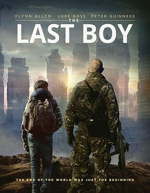The Last Boy - Legendado Filmes Torrent Download capa