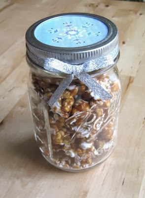 canning jar card