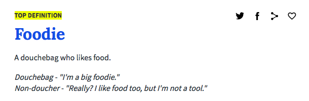Tameeka time for Cuisine urban dictionary