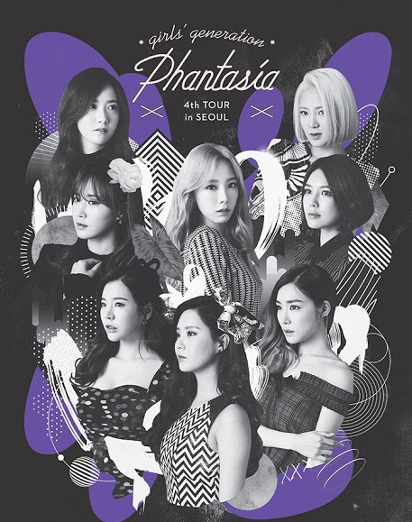 snsd phantasia concert set list