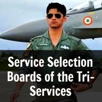 Services Selection Boards of the Tri-Services