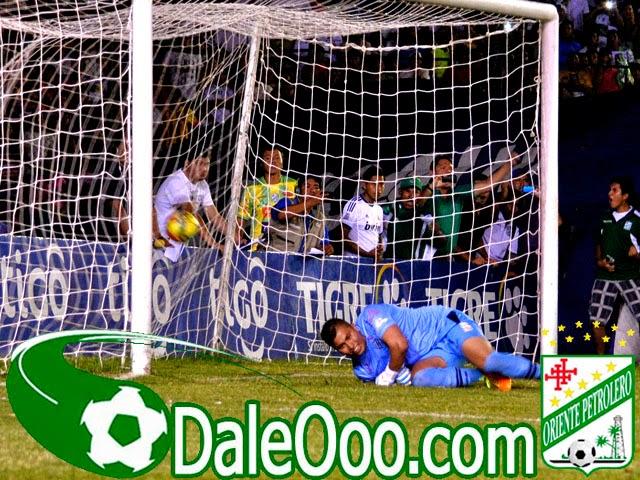 Oriente Petrolero vs Bolívar - DaleOoo.com sitio del Club Oriente Petrolero