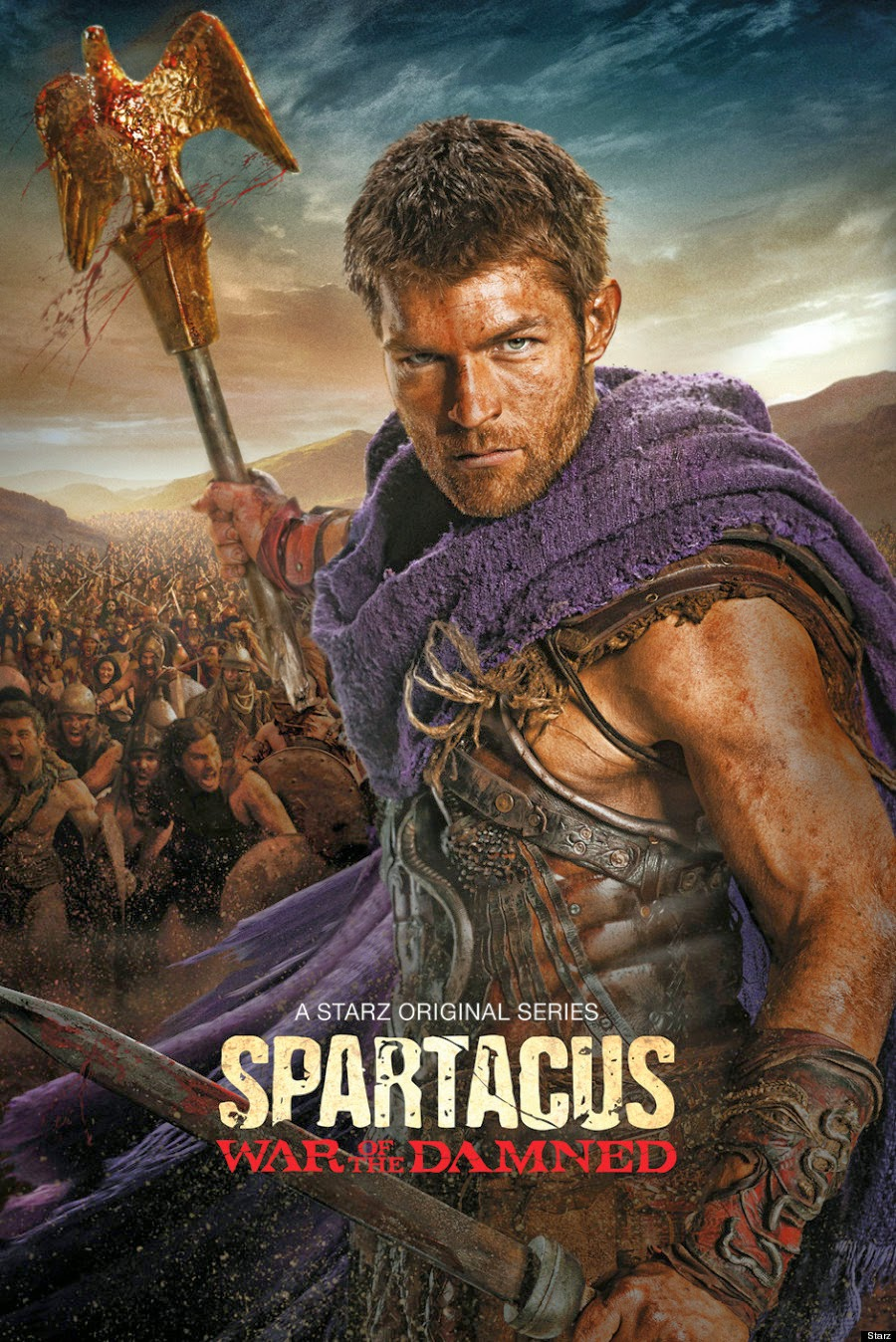 Spartacus: War of the Damned Audio Latino
