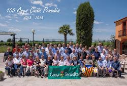 66ena.Sortida-2ª TROBADA DE JUBILATS CAIXA PENEDÈS - 105è. ANIVERSARI CAIXA PENEDÈS 14 JUNY DE 2018
