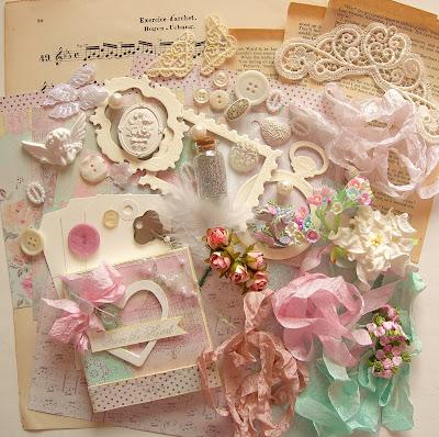 Shabby Sweet Candy от Yana