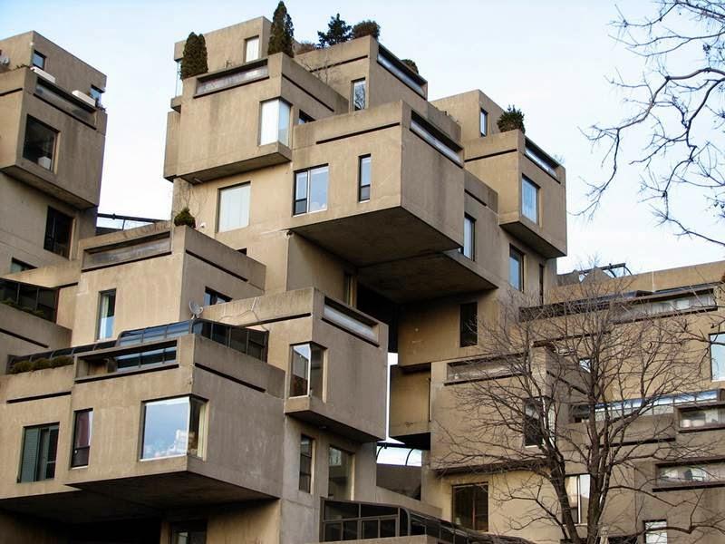 Habitat 67 | Montreal, Canada