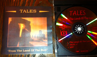 Tales - From The Land of The Sun CDR (2001, Anger Zone)