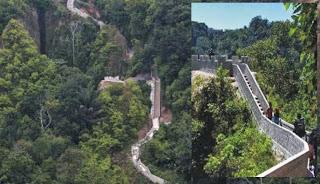 Great Wall, Wisata Bukittinggi Yang Menarik Hati
