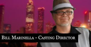 Bill Marinella Atlanta Casting Director