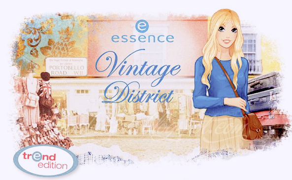 ESSENCE VINTAGE DISTRICT LE - ZAPOWIEDŹ