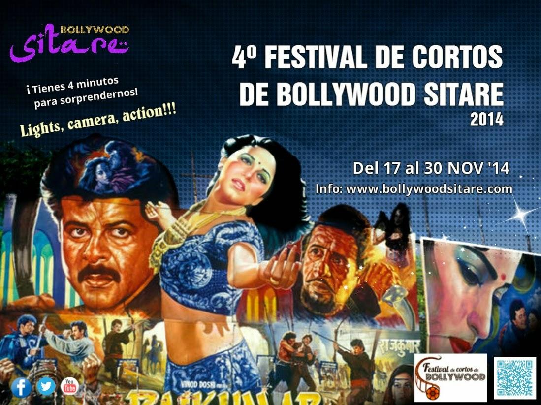 Festival de cortos Bollywood