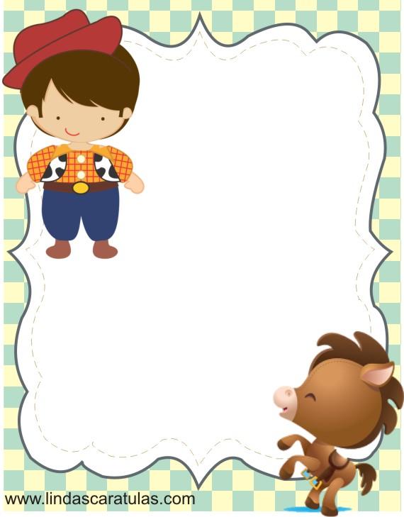 Lindas caratulas toy story caratulas for Juguetes para jardin infantil