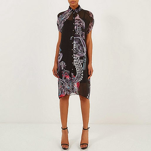 black river island shirt dress, designer forum shirt dress,
