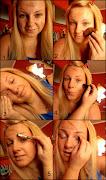 Kiedyś dziewczyny na photoblogu prosiły mnie o to dziewczyny,więc włalaaaaa; . (make up step by step)