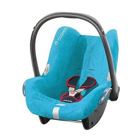 mama shop papa drop maxi cosi cabrio summer cover aqua bnib. Black Bedroom Furniture Sets. Home Design Ideas