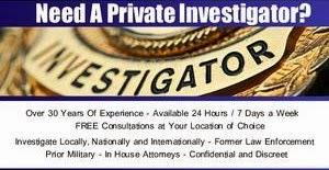 LOS ANGELES PRIVATE INVESTIGATOR