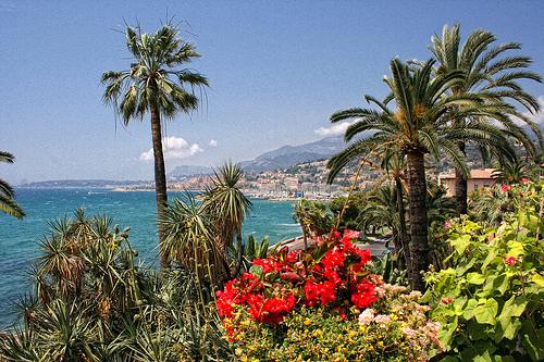 Hotel menton tourisme for Jardin 3 marias