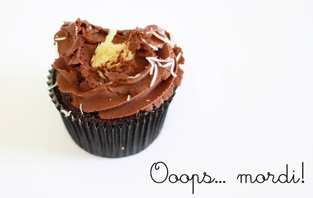 Cup Cake Chocolat Aux Marrons Glac Ef Bf Bds
