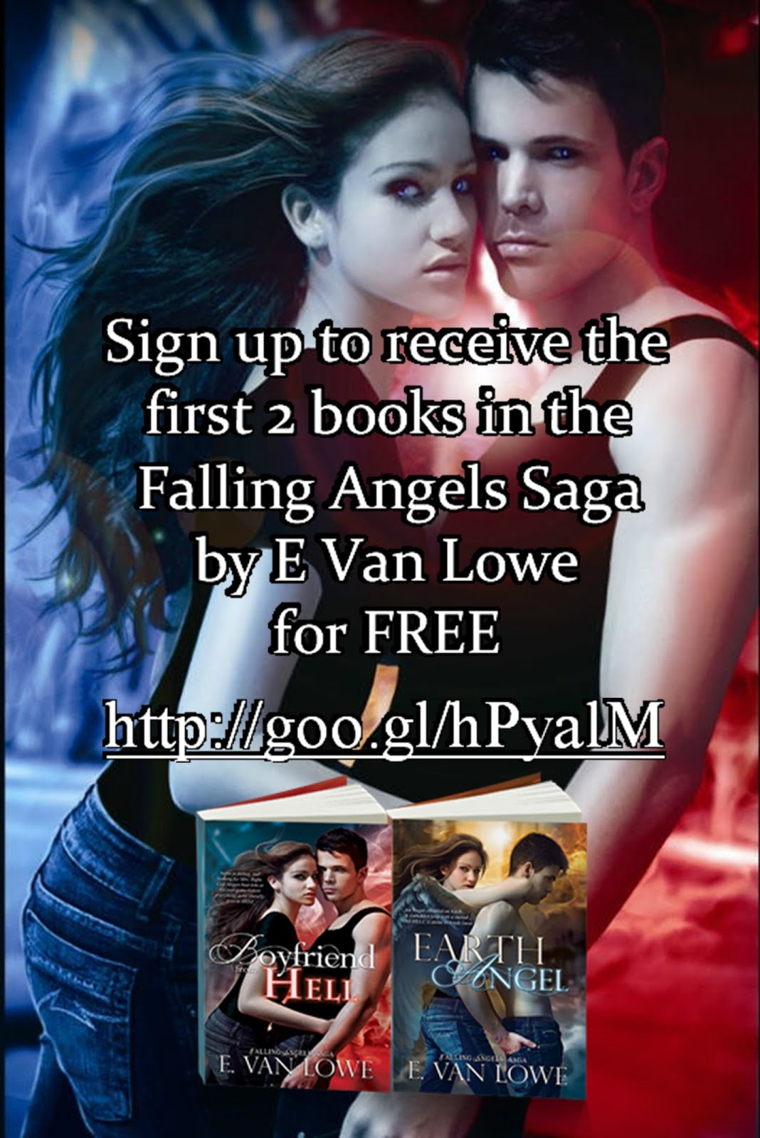 Read The First Two Falling Angels for Free