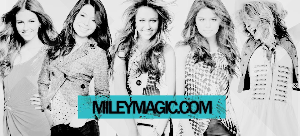 Miley Magic // Your #1 Source For Miley Cyrus