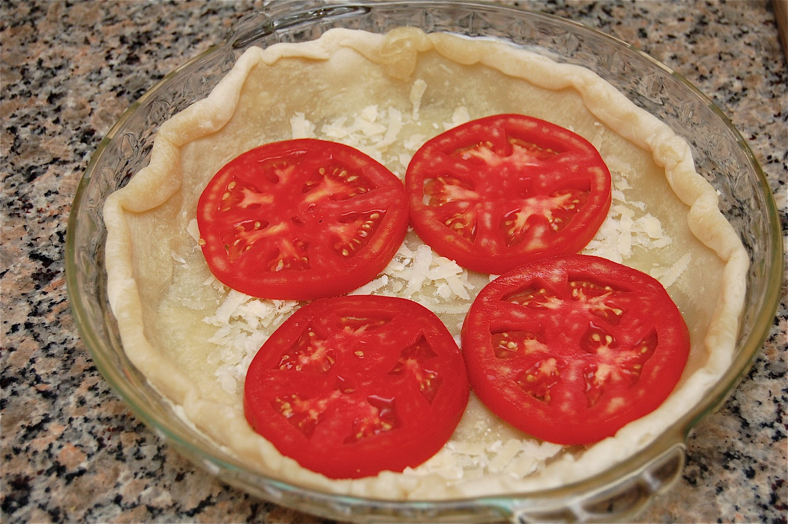 Kettler Tomato Pie | www.kettlercuisine.com