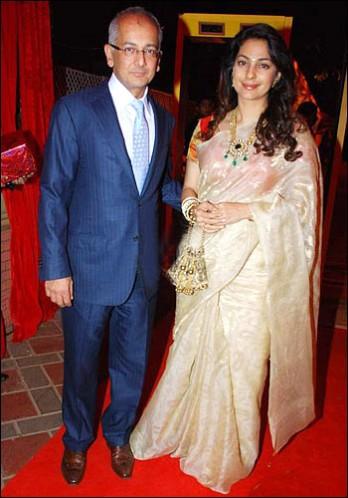 Show Biz Power Juhi Chawla With Jai Mehta