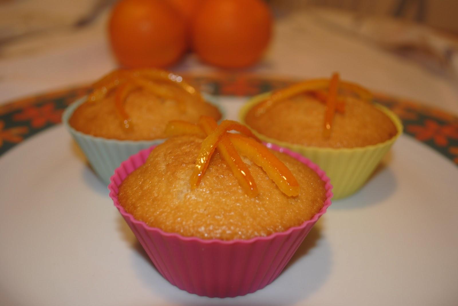 In cucina con gusto muffin all 39 arancia - Prevenire in cucina mangiando con gusto ...