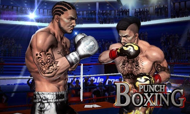 Punch Boxing 3D Gameplay Android