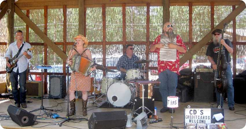 2015-06-21 at Jake's Supper Club