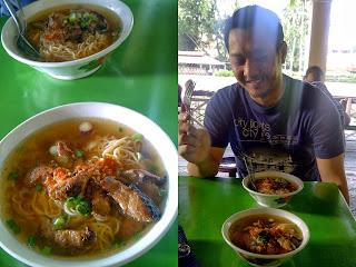 Atirah Eatery, Hutan Bandar