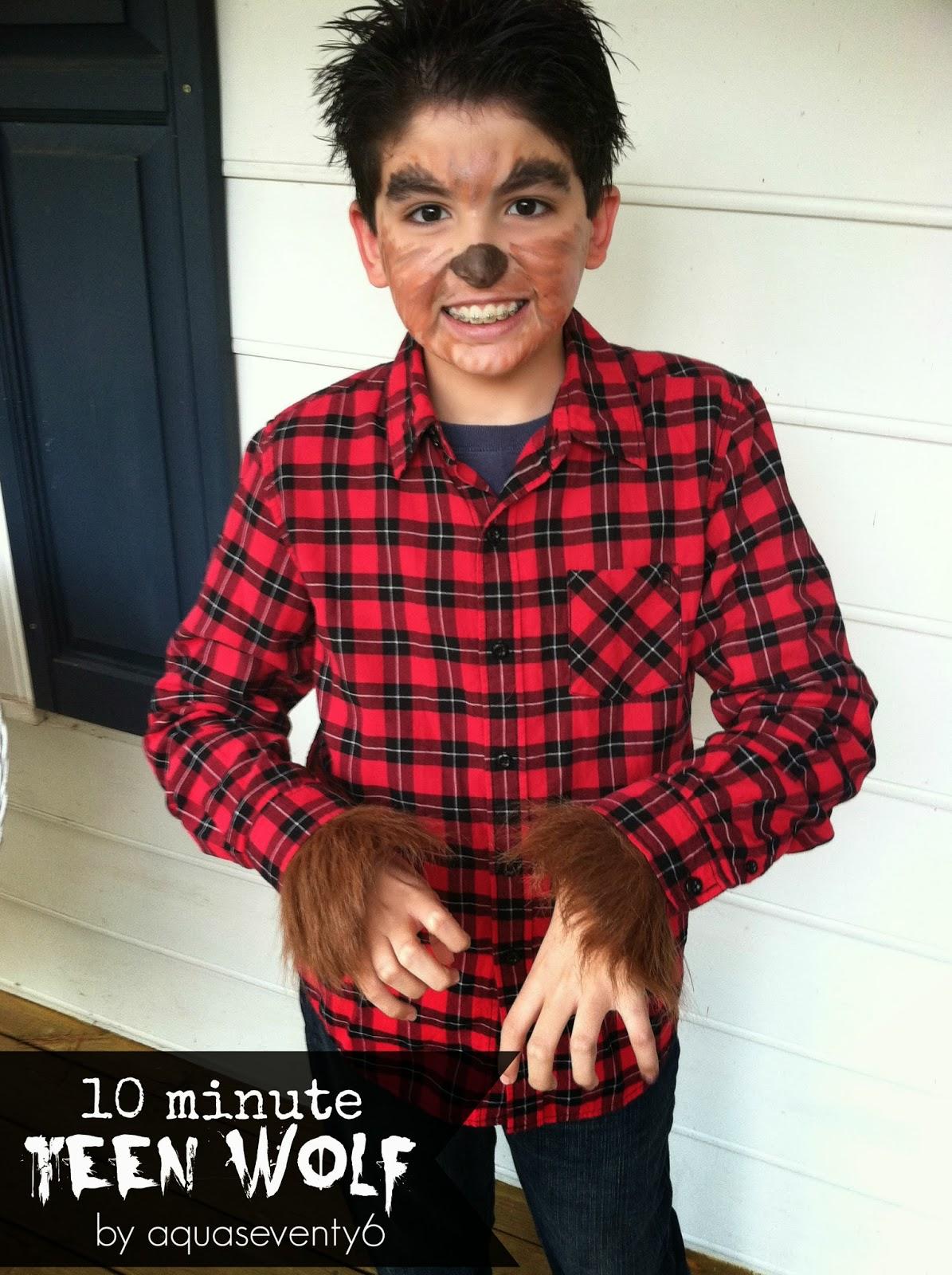 Girl halloween costume wolf Etsy