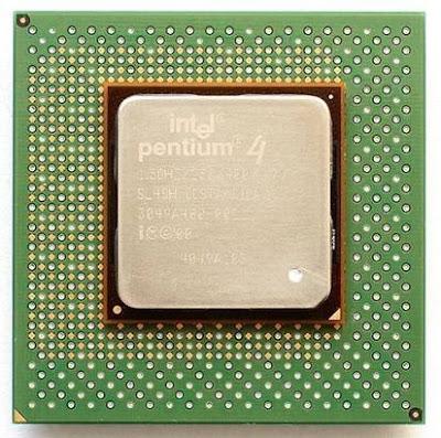 Processador Intel Pentium 4 Willamette