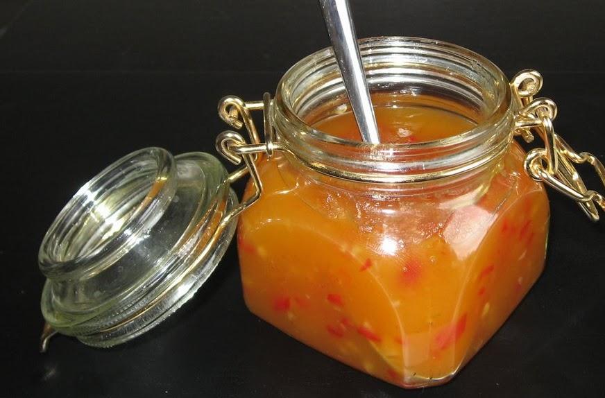 Таиландский сладкий чили соус