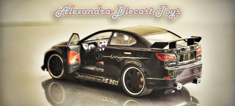 Alexandra-diecast Toys