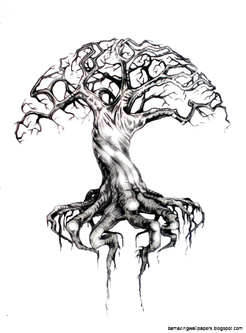Tree of Life Tattoo by Don Pachi on DeviantArt
