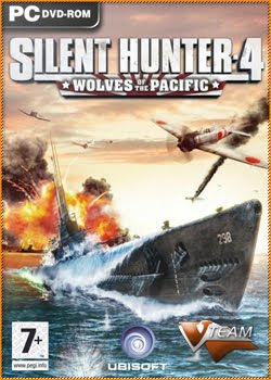 Silent Hunter 4 – Wolves of the Pacific Capa