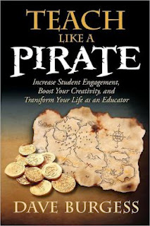 Teach Like a Pirate Book Cover