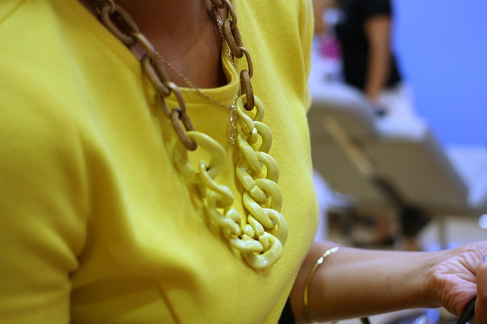 yellow+chain+link+necklace - Shobha DC and Brandlink