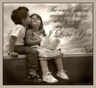 برائة الحب