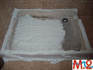 Sostituzione piatto doccia m 2 trasformazione vasca in doccia e sistema vasca nella vasca - Posa piatto doccia prima o dopo piastrelle ...