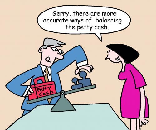 Accountant Cartoon3