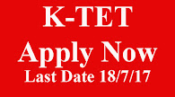 K-TET APPLY NOW
