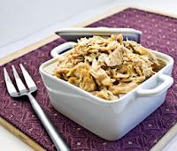 Slow Cooker Shredded Turkey Recipe