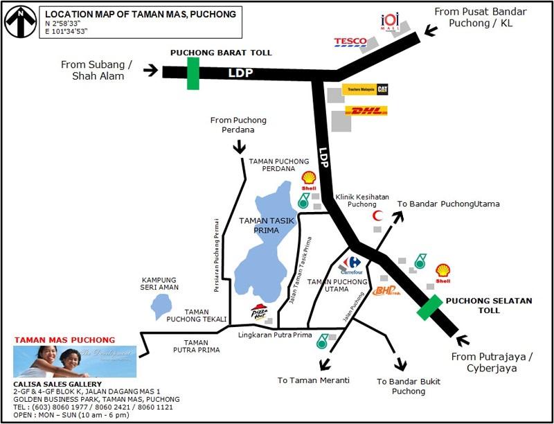 Calisa Residences Malaysiacondo