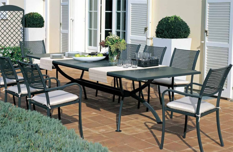 Arredamento per esterni ristorante coperture mobili per for Arredamento per esterni
