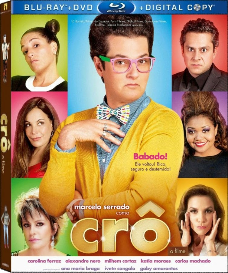 Crô   O Filme (2014) Torrent BDRip Bluray 720p Nacional