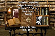Microrelatos de E. Anderson Imbert y Marco Denevi & Bandas Argentinas