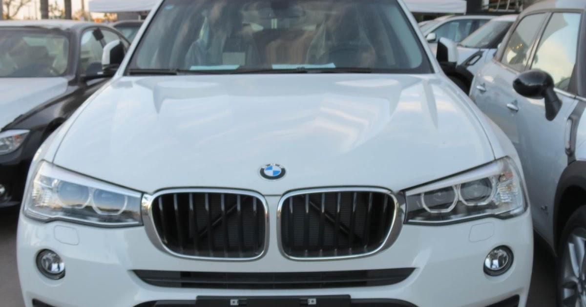 Novo BMW X3 2015 já está nas concessionárias do Brasil