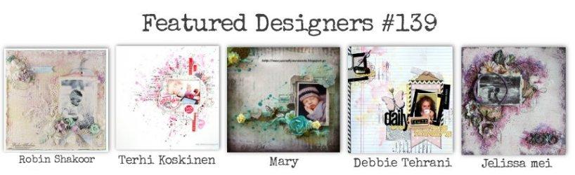 Featured Designers #139