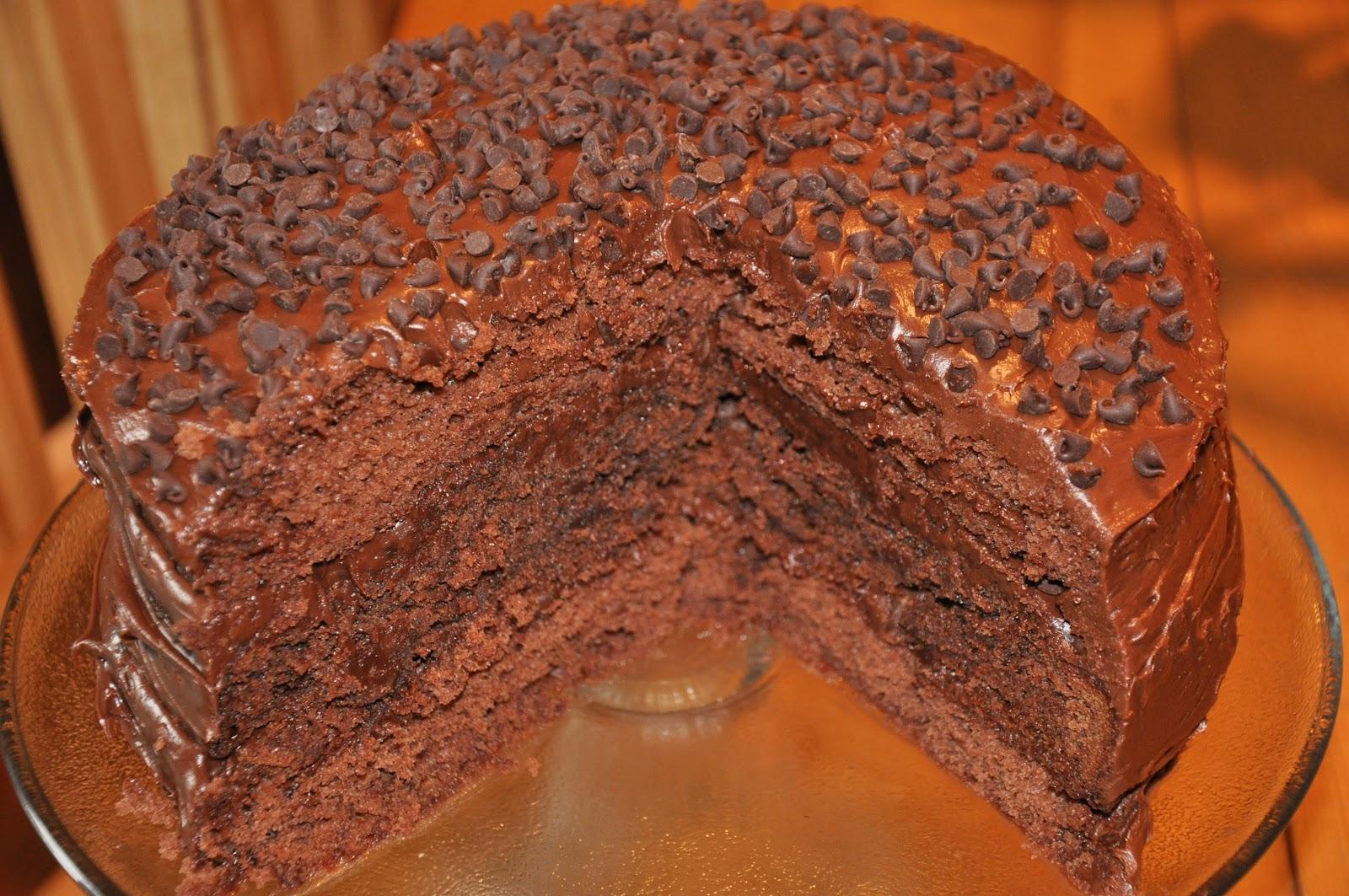 Elizabeth Anns Recipe Box Ultimate Death By Chocolate Brownie Cake